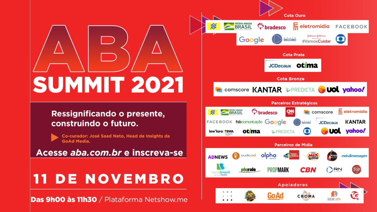 ABA Summit - KV do Evento 14.10.2021